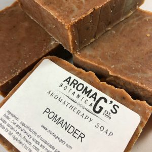 Spicy - Earthy Soaps