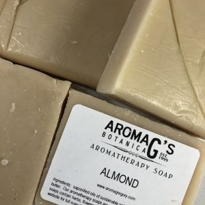 almond wholesale soap