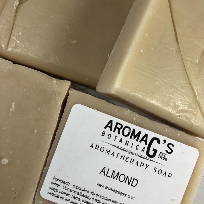 almond wholesale soap