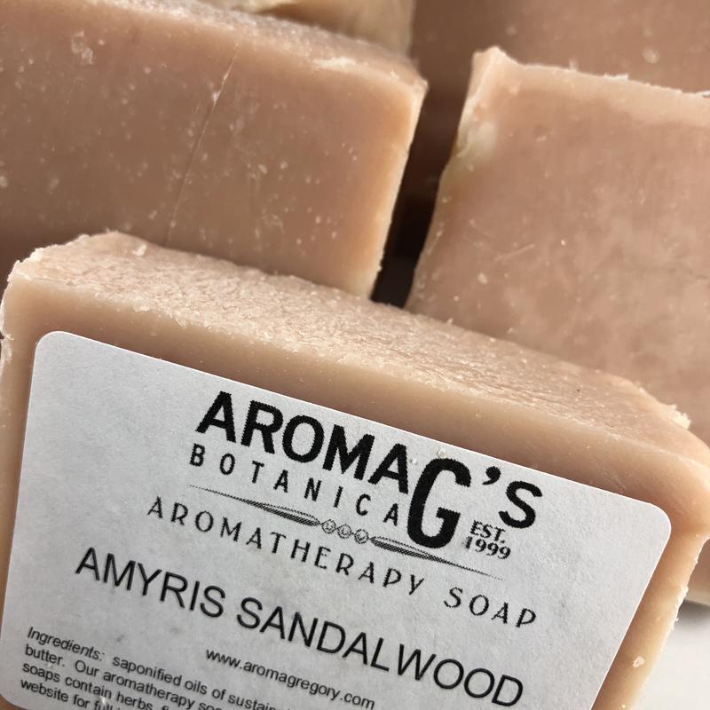 amyris sandalwood wholesale soap