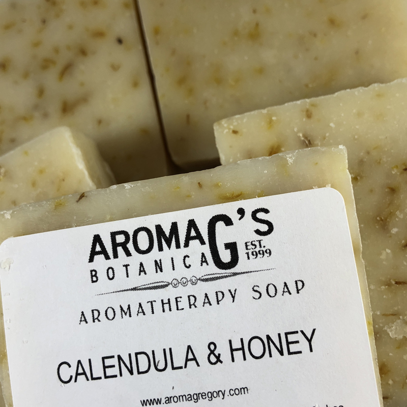 calendula wholesale soap