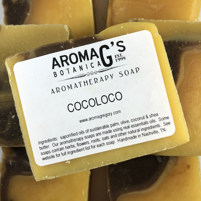 coco chocolate wholesale soap