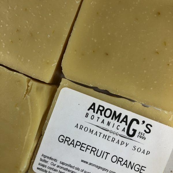 grapefruit wholesale soap