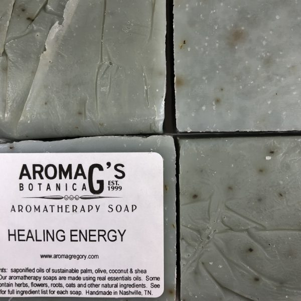 healing wholesale soap