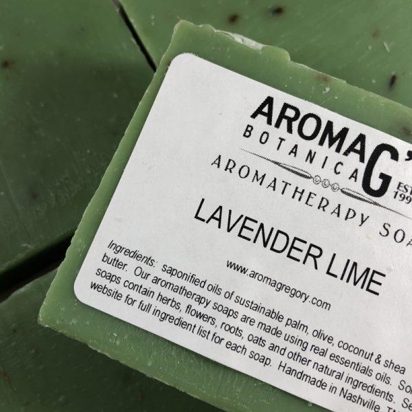 wholesale soap lavender lime