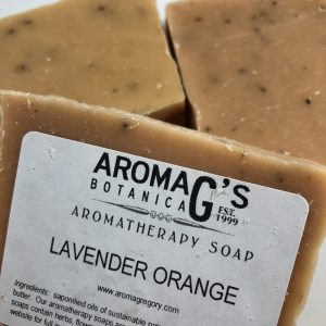 wholesale soap lavender orange