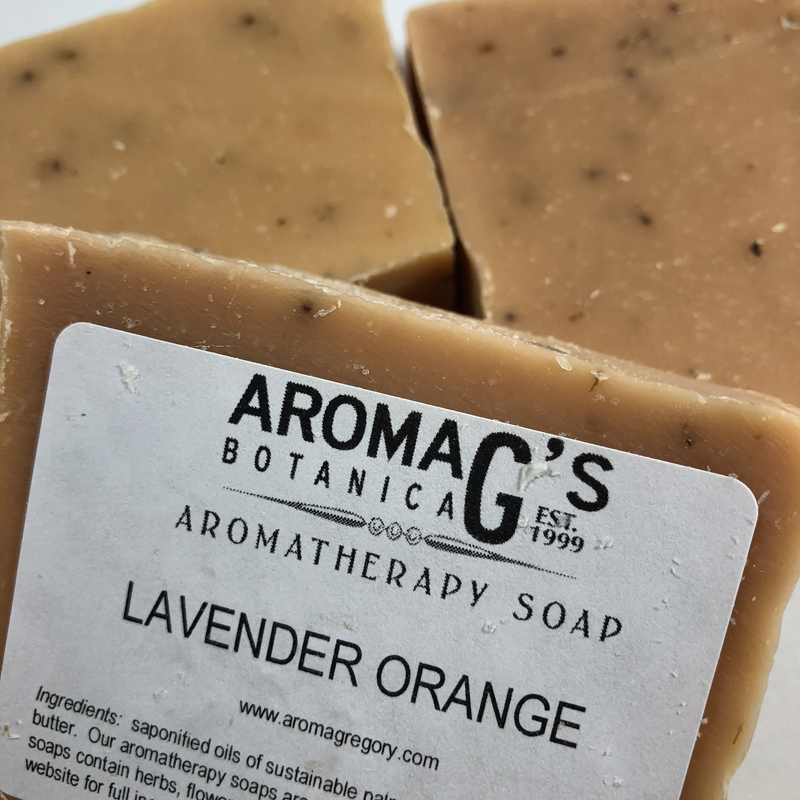 wholesale soap lavender orange