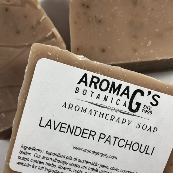 lavender patchouli wholesale soap