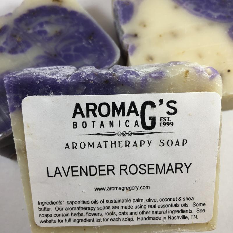 lavender rosemary wholesale soap