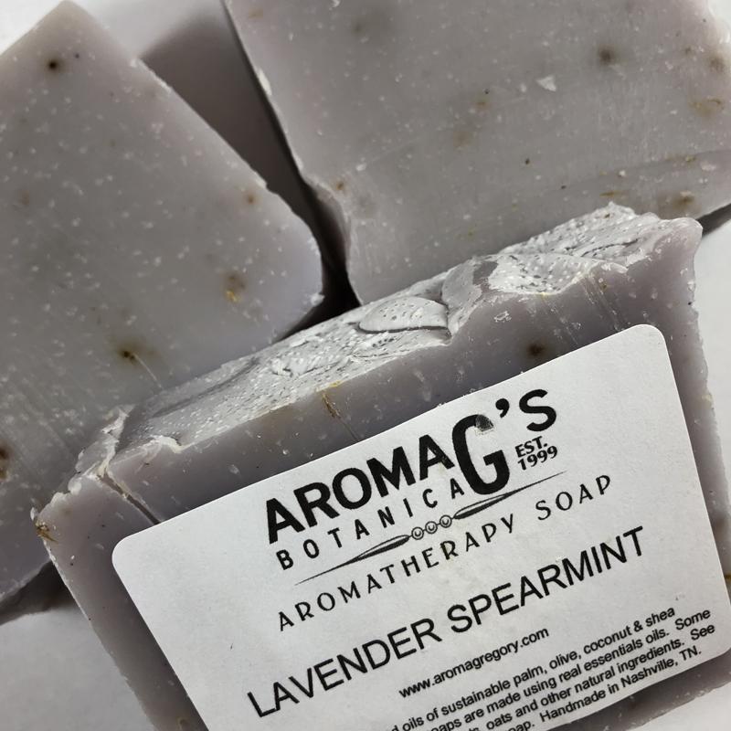 lavender spearmint wholesale soap
