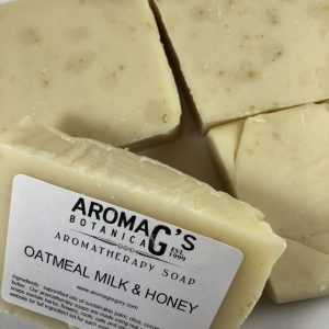 oatmeal honey wholesale soap