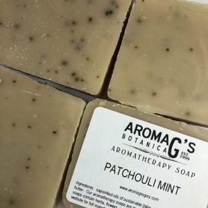 patchouli mint wholesale soap
