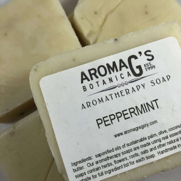 peppermint wholesale soap