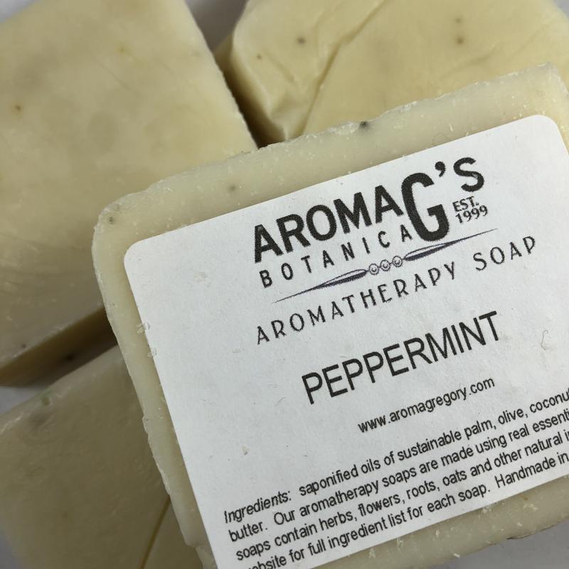 peppermint wholesale soap