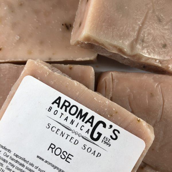 rose wholesale soap