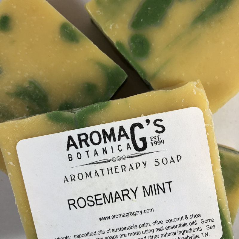 rosemary mint wholesale soap