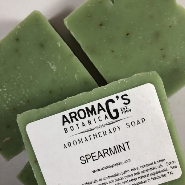 spearmint wholesale soap