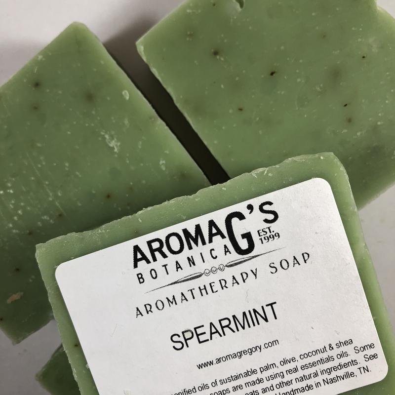 spearmint wholesale soap